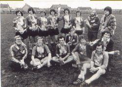 Kampioensploeg uit de jaren 70